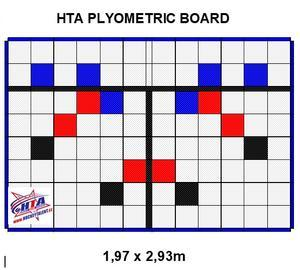 HTA PLYOMETRIC BOARD