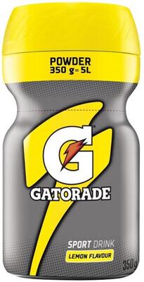 Gatorade prášek, Lemon Powder