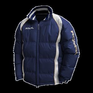 Zimní bunda Royal Sparta, modrá, XXS – logo HTA