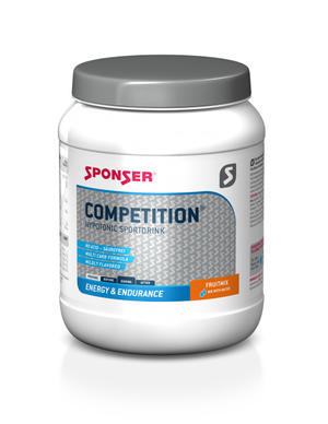 COMPETITION energetický nápoj, 1000 g (12-17l), Citron