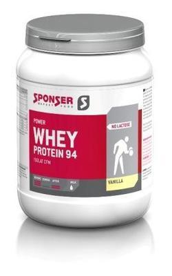 WHEY PROTEIN 94, syrovátkový protein, 850g, vanilka