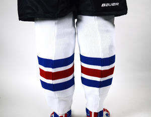 Hokejové pletené štulpny HTA CLASSIC, žák (boy) - 2