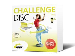 Balanční deska MFT CHALLENGE pro rovnováhu! - 2